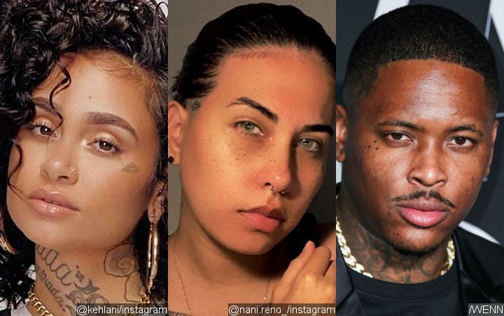 Kehlani's Ex Claims Singer Professed Love for Her When She Was Dating YG