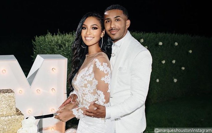 Marques Houston 'Cried Like a Baby' During Nuptials to 19-Year-Old Fiancee