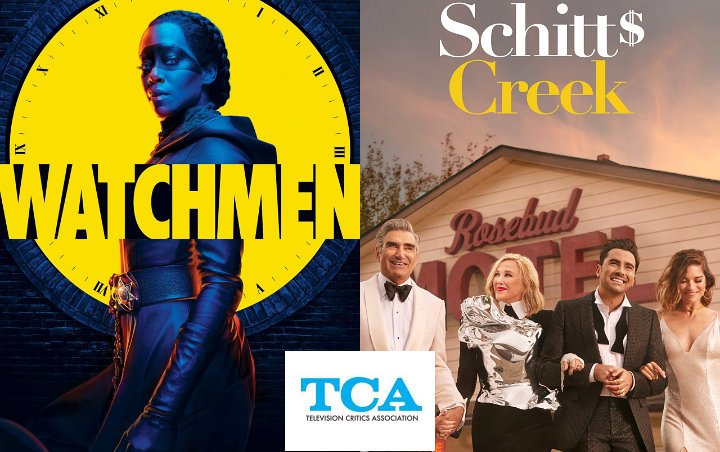 'Watchmen' and 'Schitt's Creek' Collect Multiple Wins at 2020 TCA Awards