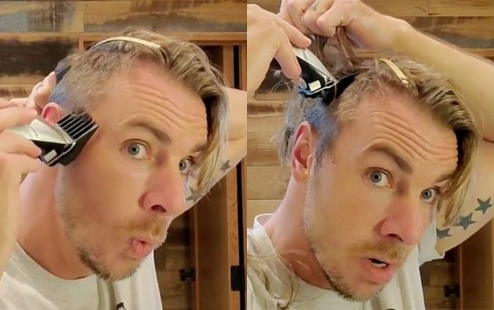 Dax Shepard Shaves His Head to Match Daughter's New Haircut