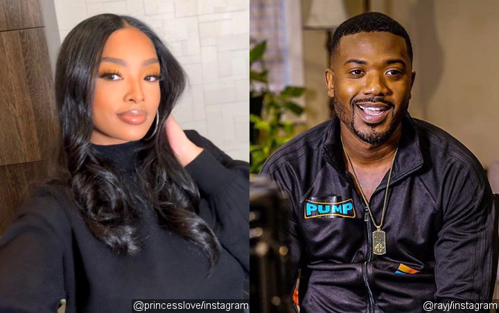 Princess Love Shuts Down Idea of Reconciling With Ray J