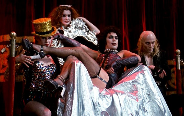 'The Rocky Horror Picture Show' Treated to Special Program for Its 45th Anniversary Celebration