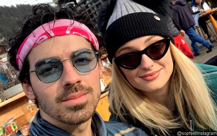 Sophie Turner and Joe Jonas Spotted Taking Newborn Daughter Out for the First Time