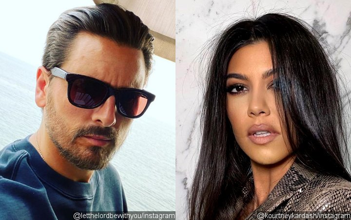 Scott Disick Trolls Kourtney Kardashian for Saying She Doesn't 'Cook' and 'Clean'