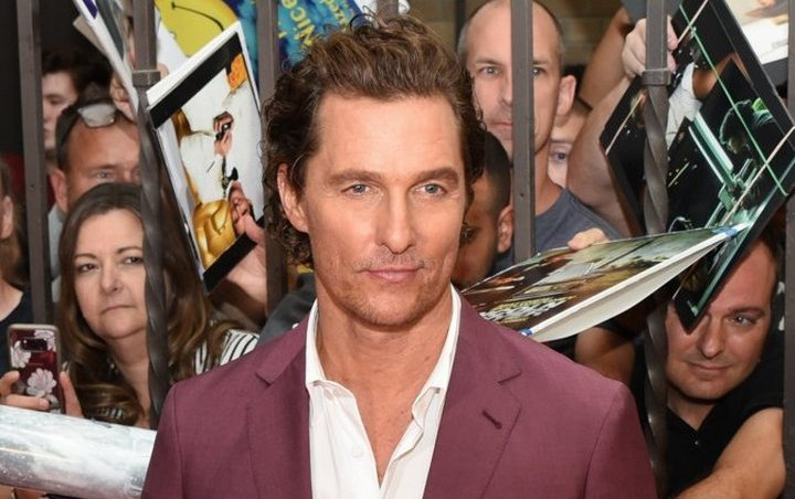 Matthew McConaughey Blackmailed Into Losing Virginity and Molested by Man