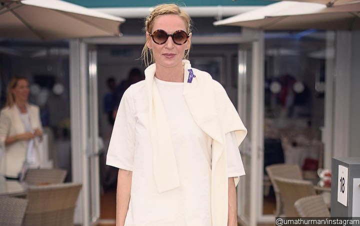Uma Thurman Allegedly Looks to Buy Hamptons Home Together With Peter Sabbeth