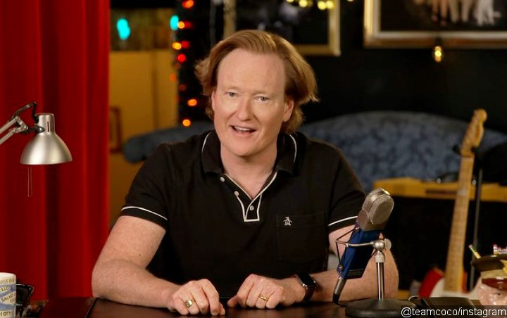 Conan O'Brien Slams Burglar Stealing Clapperboard From Talk Show's Set: 'That's the Lowest'