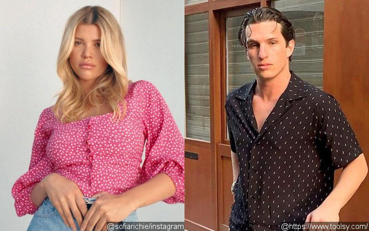 Sofia Richie Caught Locking Lips With New Flame Matthew Morton After Scott Disick Split