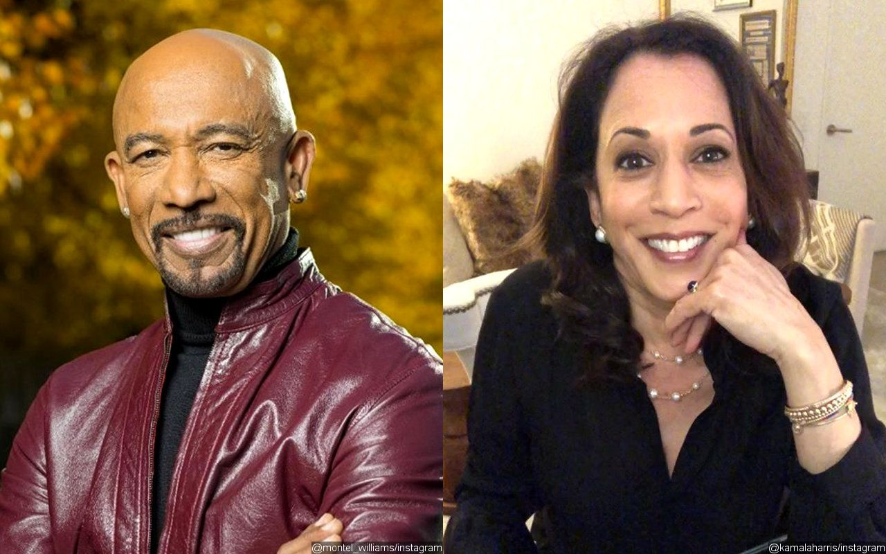 Montel Williams Annoyed At Resurfaced Kamala Harris Dating History