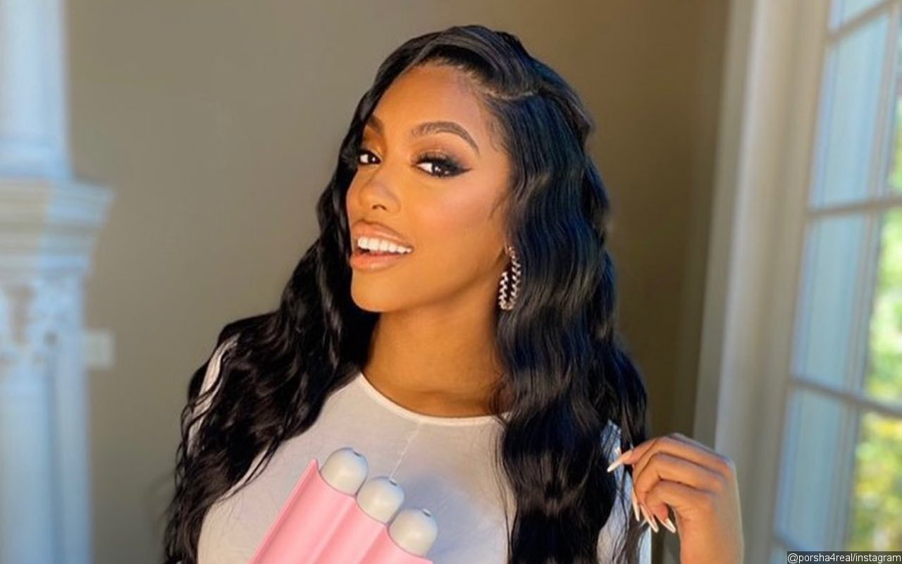 Porsha Williams Fights Off Pregnancy Speculation After Hospitalization