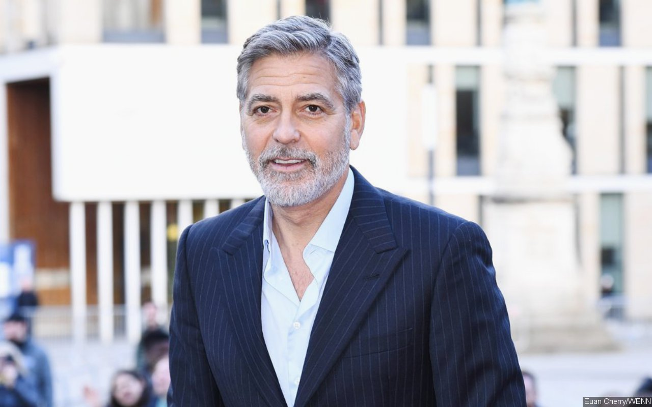 George Clooney Admits to Fearing It's the End During 2018 Motorbike Accident