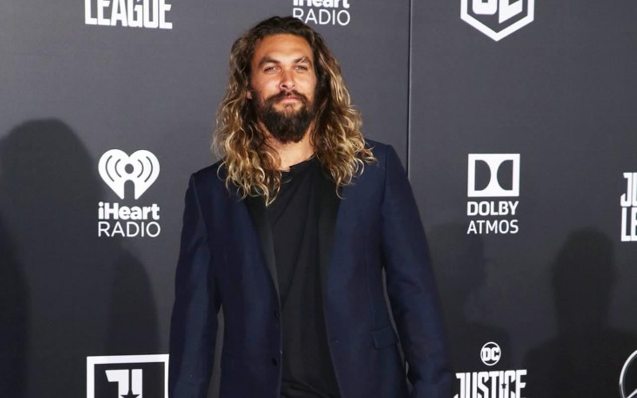 Jason Momoa Delights Young Cancer Patient With Video Call and 'Aquaman' Gift