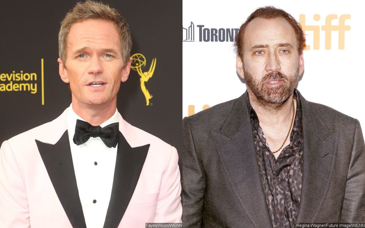 Neil Patrick Harris to Poke Fun at Nicolas Cage's Career in 'Unbearable Weight of Massive Talent'