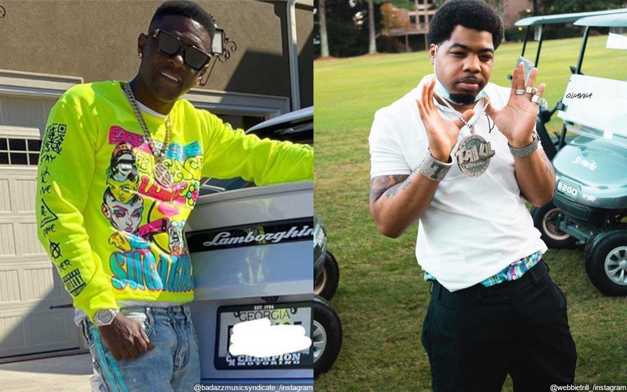Boosie Badazz and Webbie Squash Beef With Post-Shooting Meeting