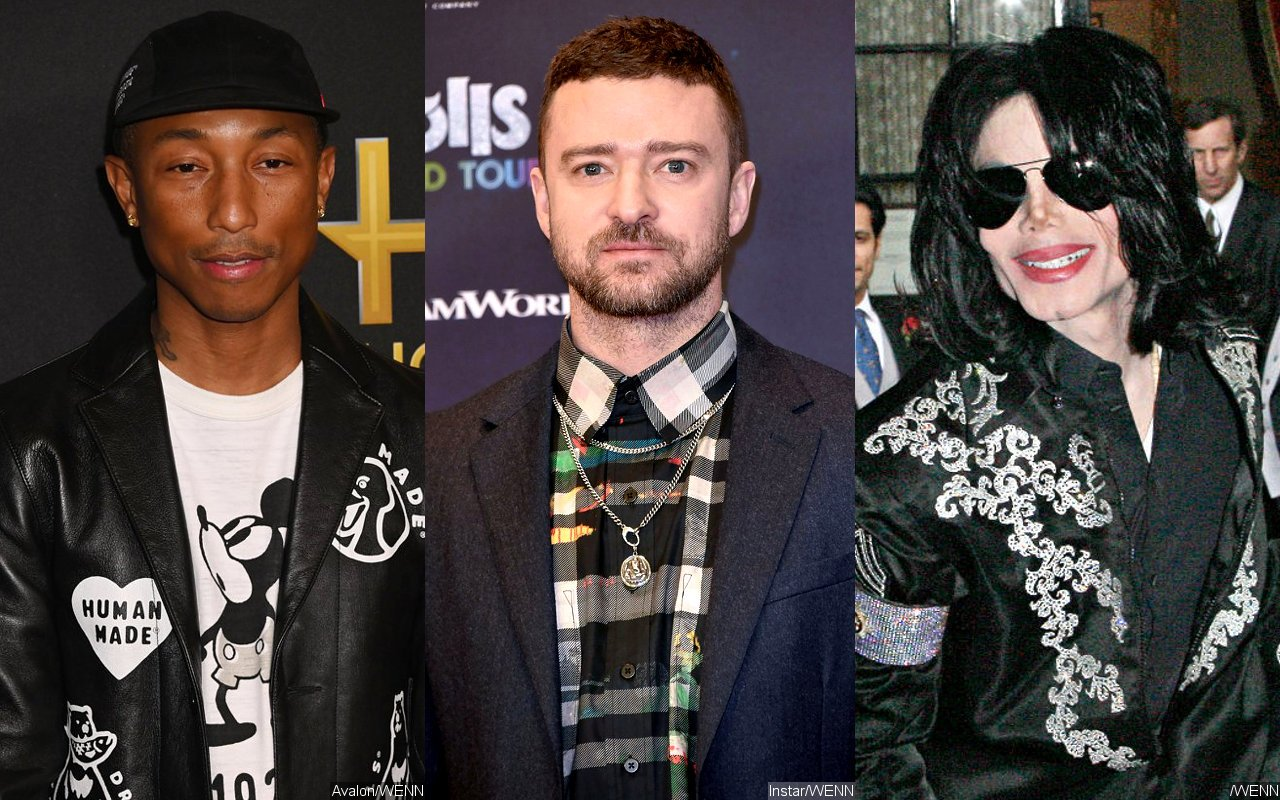 Pharrell Williams Reveals Justin Timberlake's 'Justified' Songs Were Meant for Michael Jackson