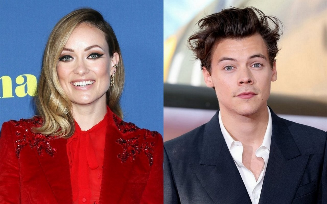 Olivia Wilde and Harry Styles Spark Dating Rumors After Holding Hands at Wedding