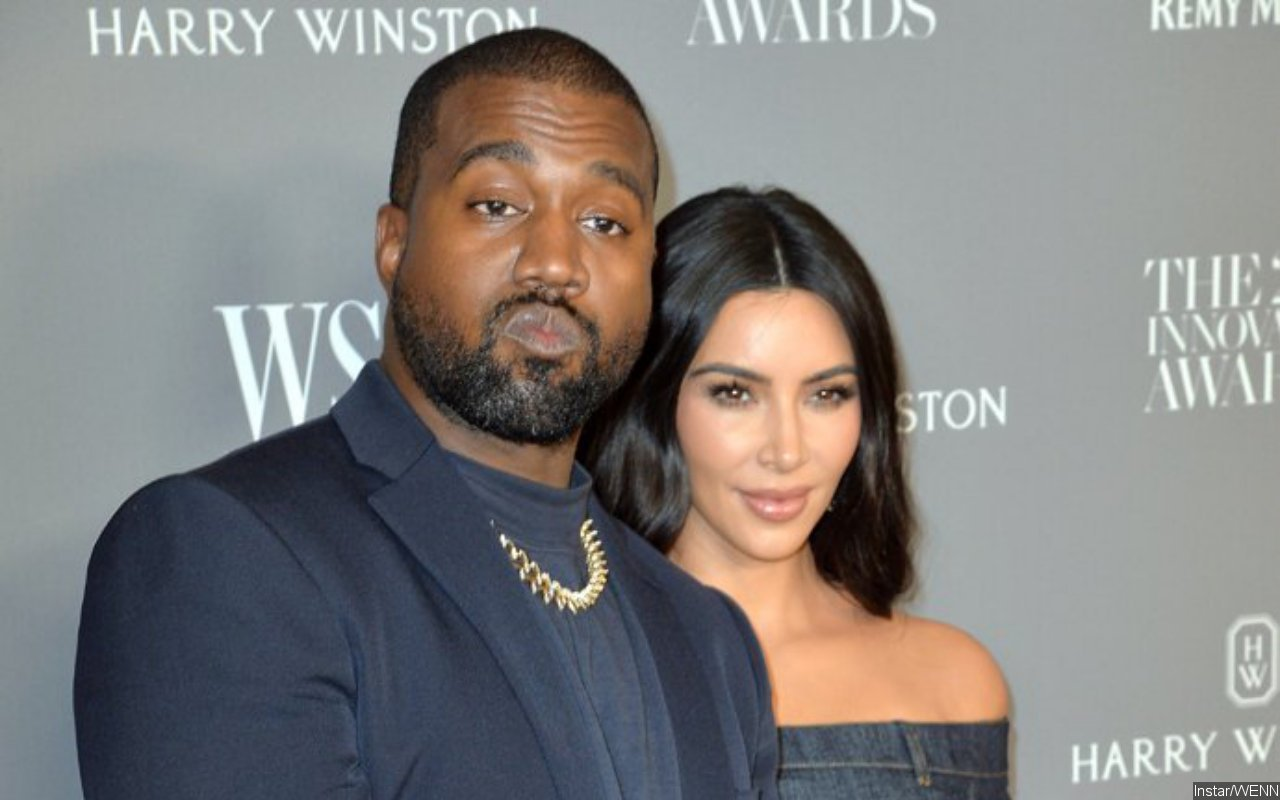 Report: Kim Kardashian and Kanye West's 'Love Story' Ended 'More Than A Year' Ago
