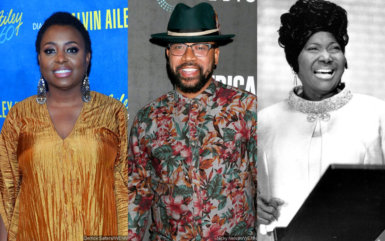 Ledisi to Star Opposite Columbus Short in New Mahalia Jackson Biopic