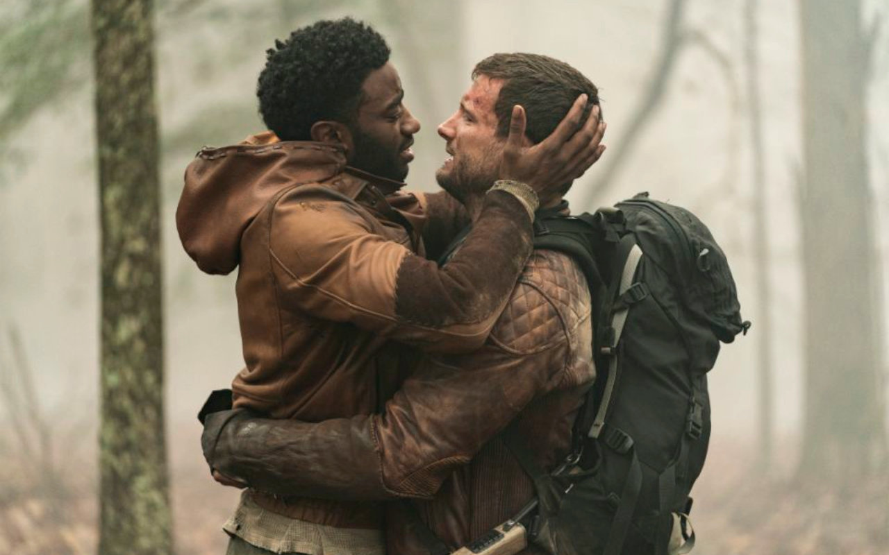 'The Walking Dead: World Beyond' Responds to Homophobe Criticism
