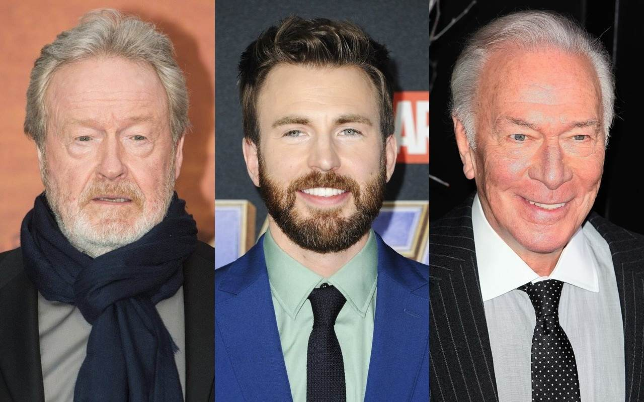 Ridley Scott, Chris Evans and More Pay Tribute to Late Christopher Plummer