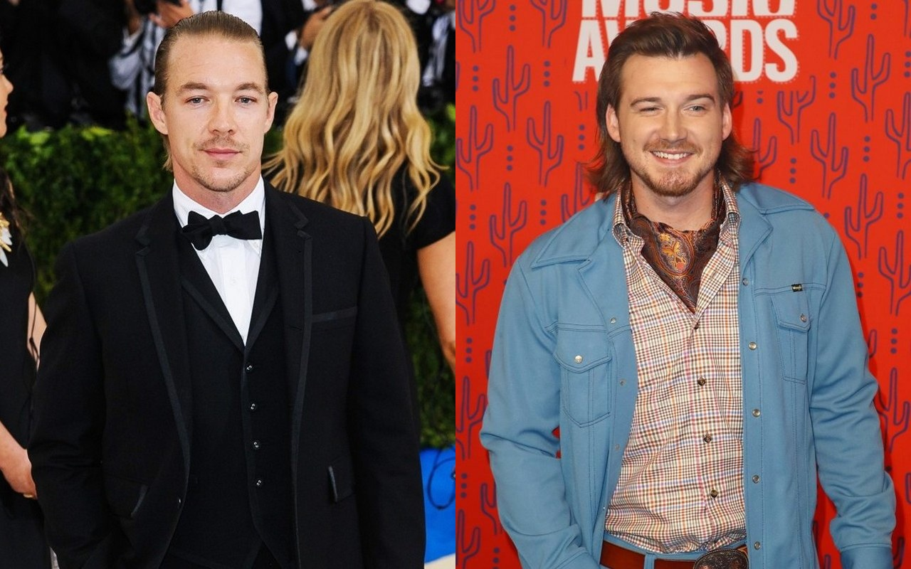 Diplo Apologizes for Playing Morgan Wallen Song at Super Bowl After-Party