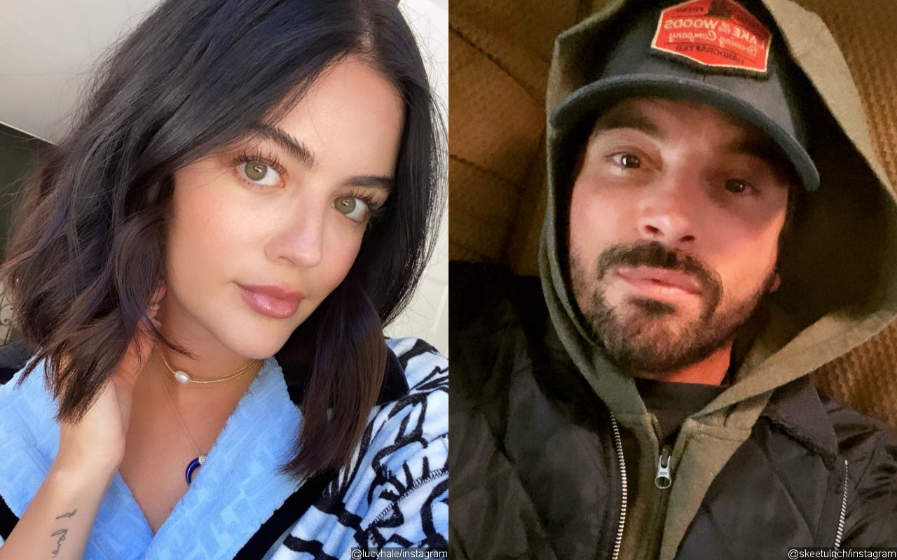 Lucy Hale Goes Casual for Coffee Run After Being Caught on Camera Locking Lips With Skeet Ulrich