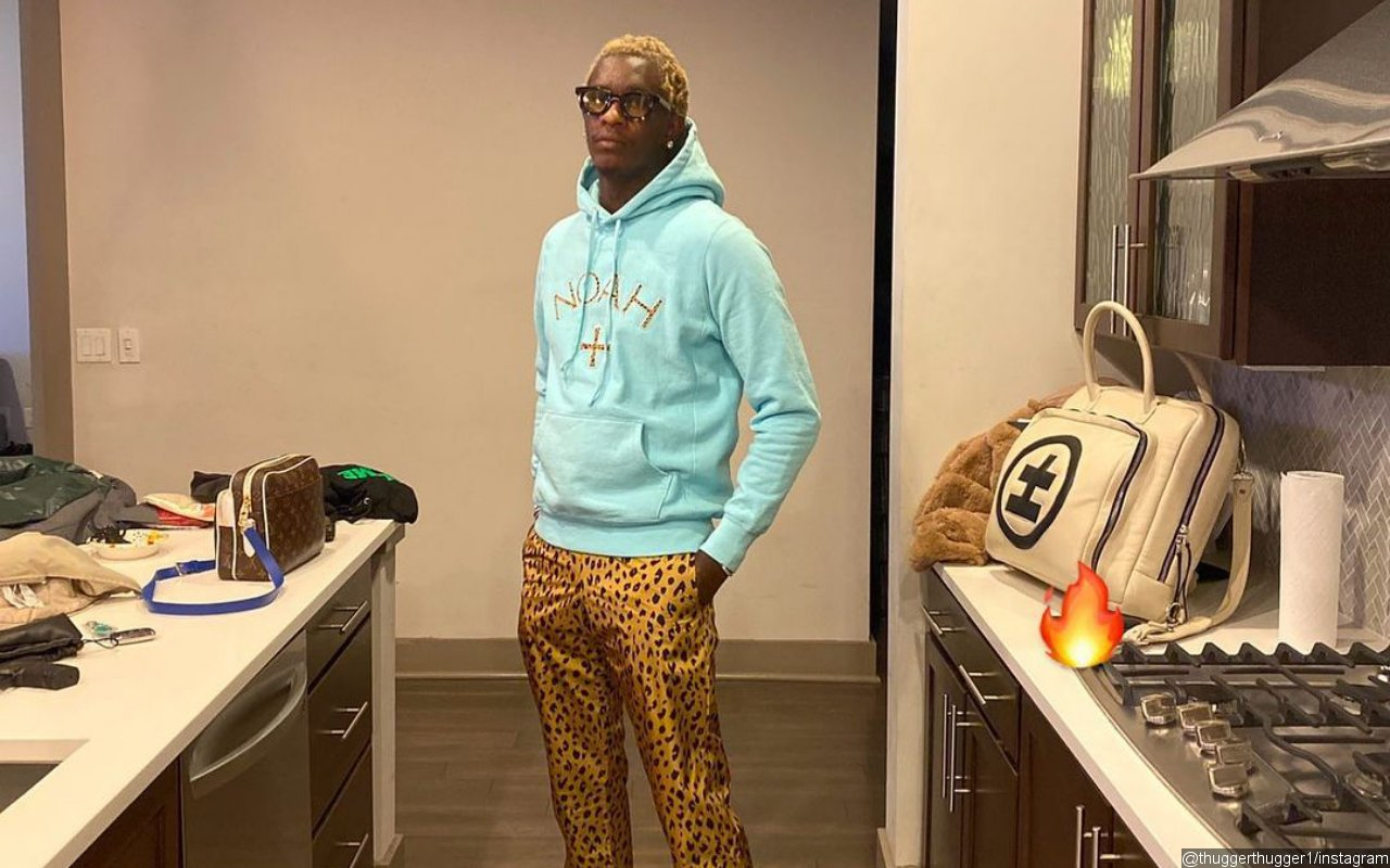 Young Thug Upset After Losing Nearly $1M at Las Vegas Casino
