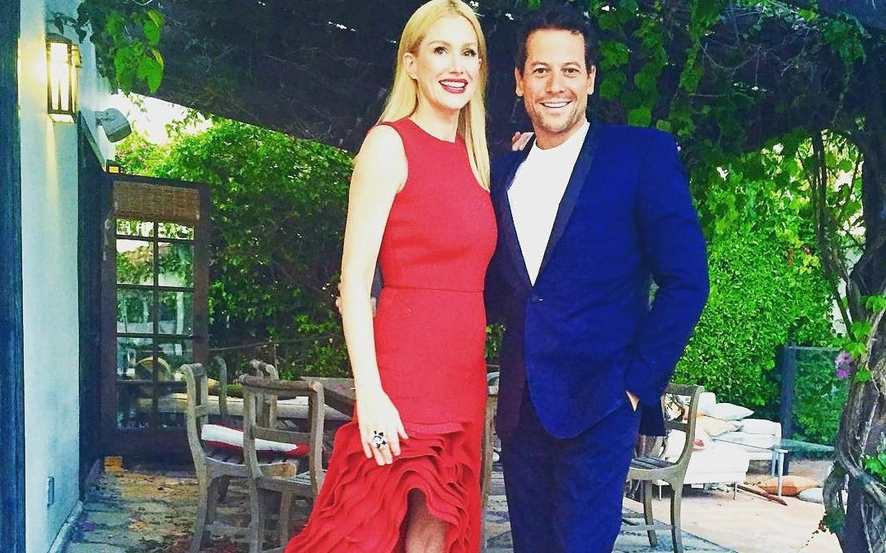 Ioan Gruffudd Officially Files for Divorce From Alice Evans
