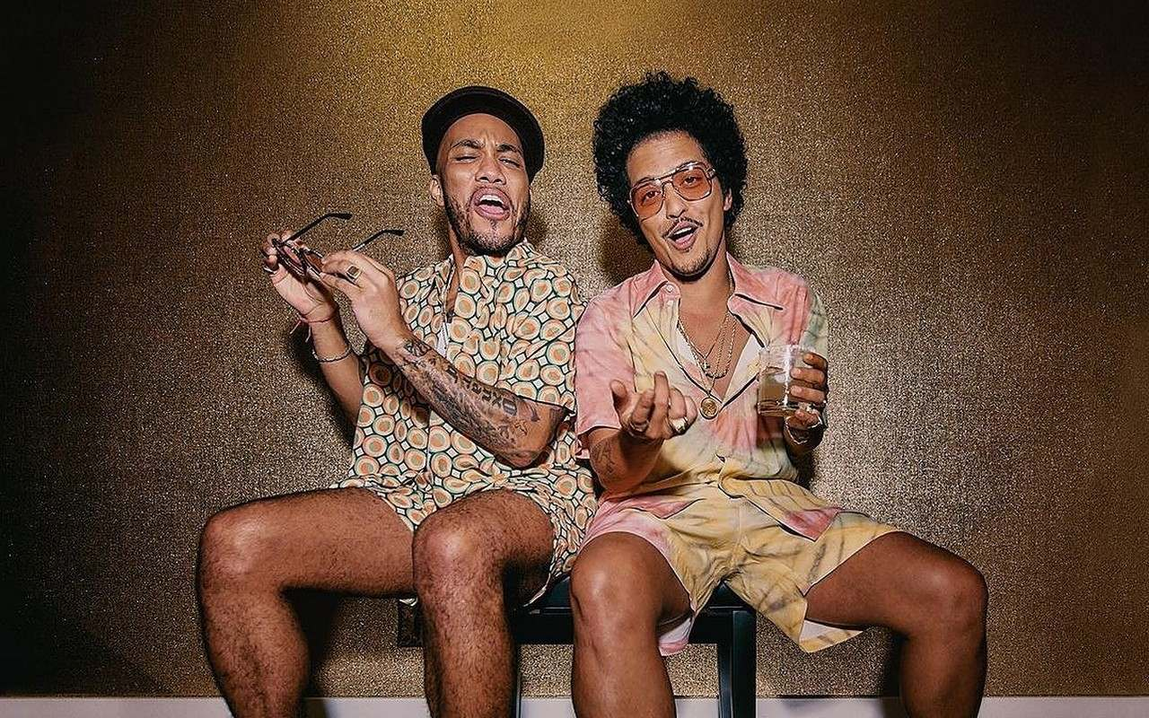 Bruno Mars and Anderson .Paak Land 2021 Grammy Gig After Public Pleas