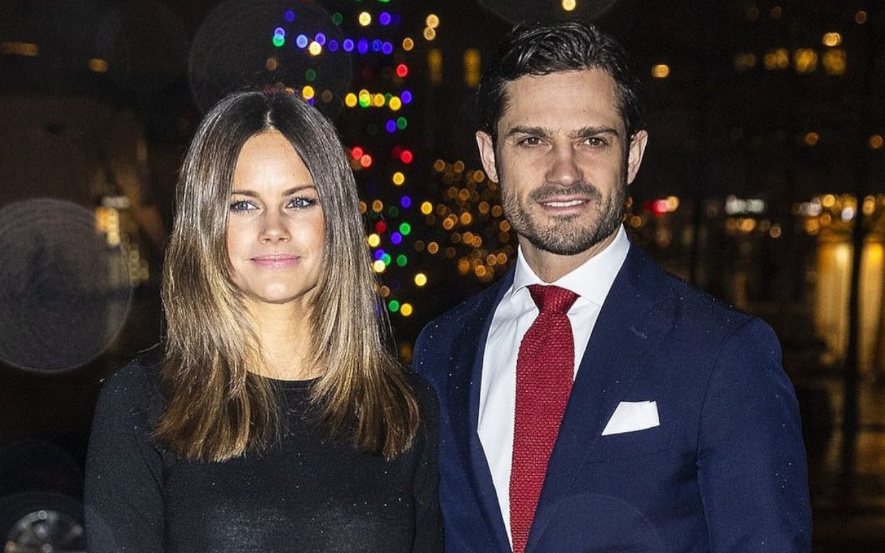 Princess Sofia and Prince Carl of Sweden Share Name and First Pic of Newborn Son Julian