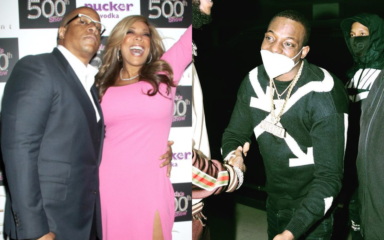 Wendy Williams' Ex Kevin Hunter Slams Her Over Bobby Shmurda Comments