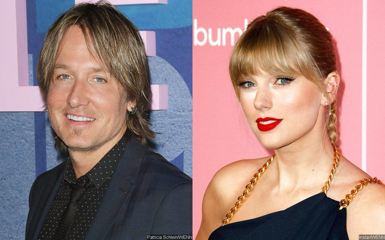 Keith Urban on Collaborations With Taylor Swift for New 'Fearless' Album: That's Magic