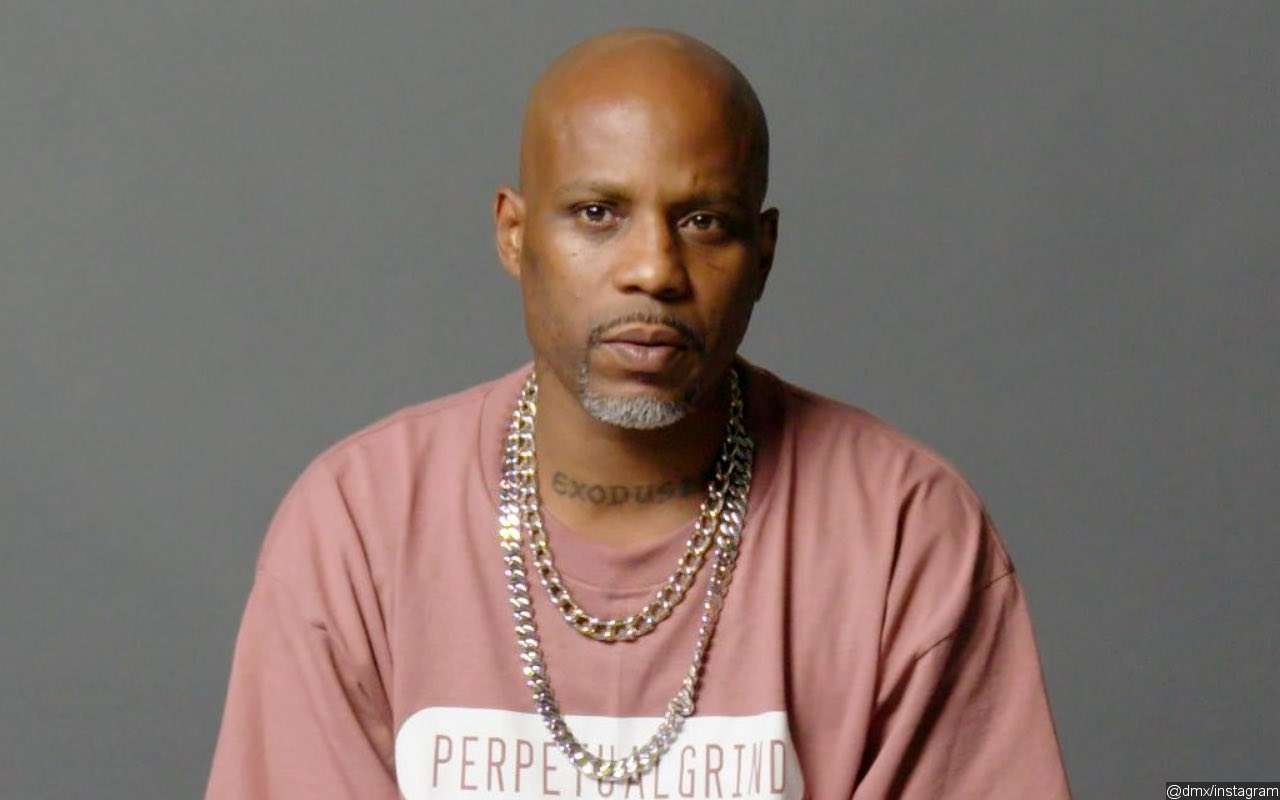 DMX Reportedly Suffering From COVID-19 Before Heart Attack