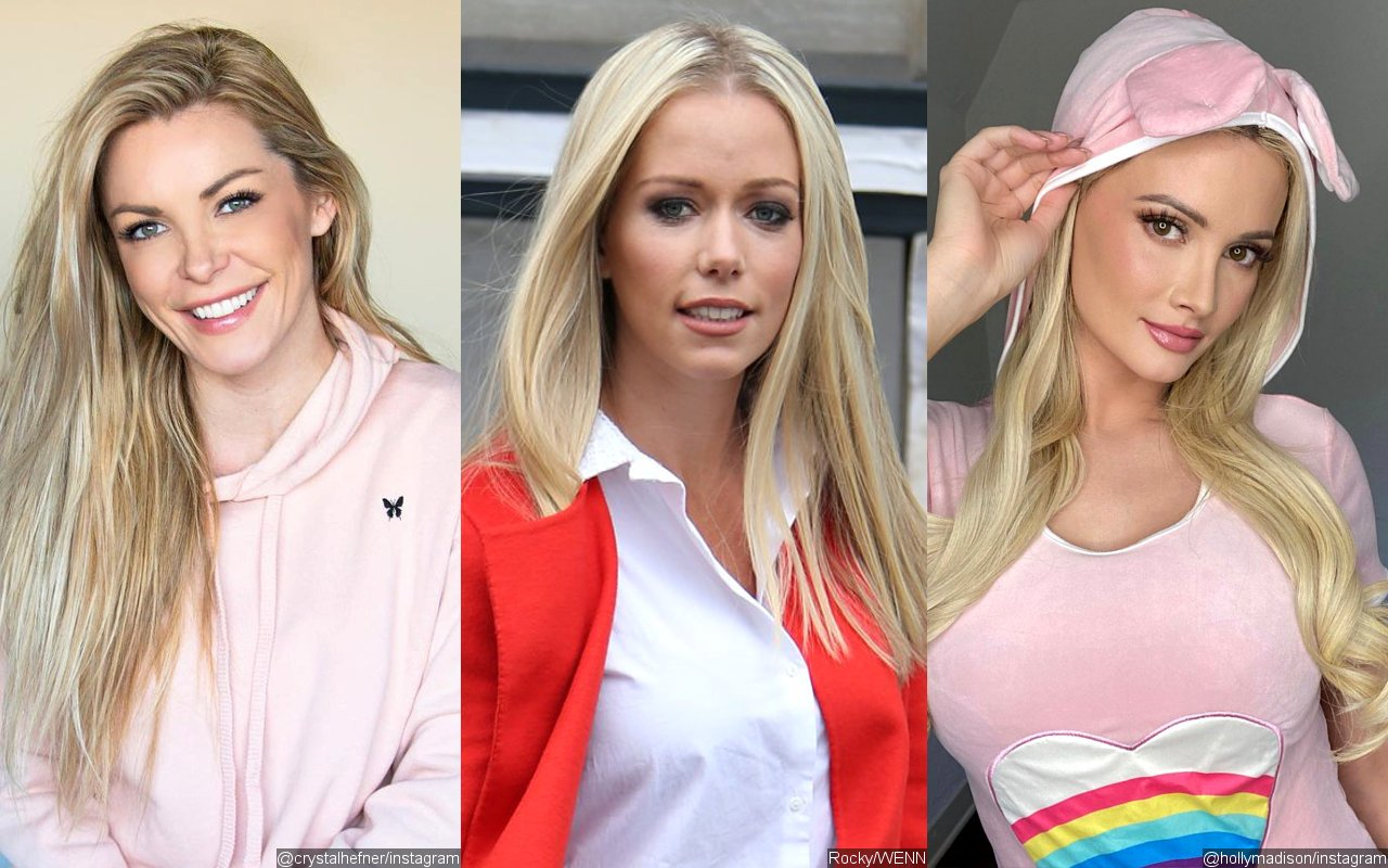 Crystal Hefner Is Team Kendra Wilkinson Amid Her Reignited Feud With Holly Madison