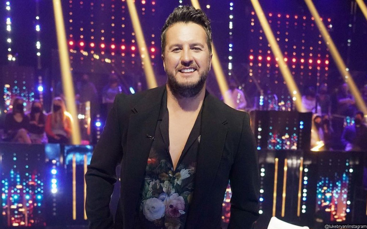Luke Bryan 'Sad' to Skip 'American Idol' After Testing Positive for COVID-19
