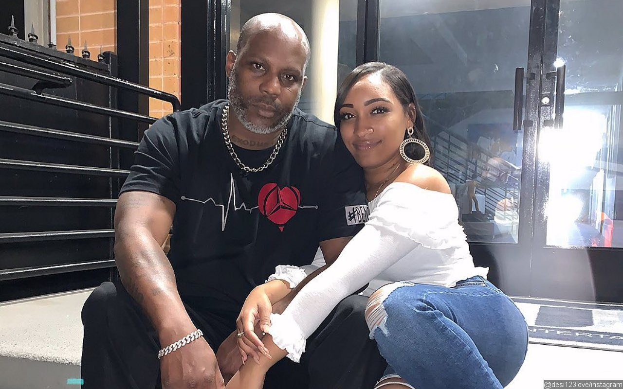 DMX's Fiancee Desiree Lindstrom Memorizes Late Rap Icon With New Large Tattoo