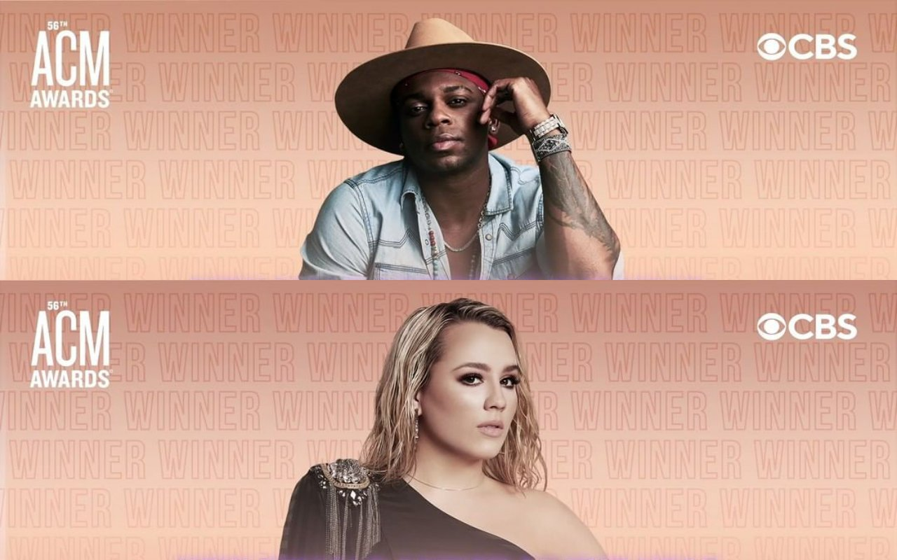 Jimmie Allen and Gabby Barrett Are ACM's Best New Artists of the Year
