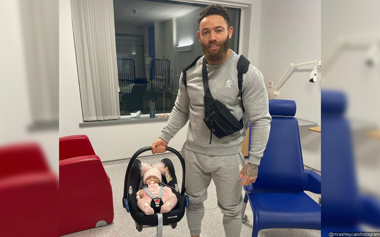 Ashley Cain's Daughter Rushed Back to Hospital Amid Leukemia Battle: 'No Easy Days on This Journey'