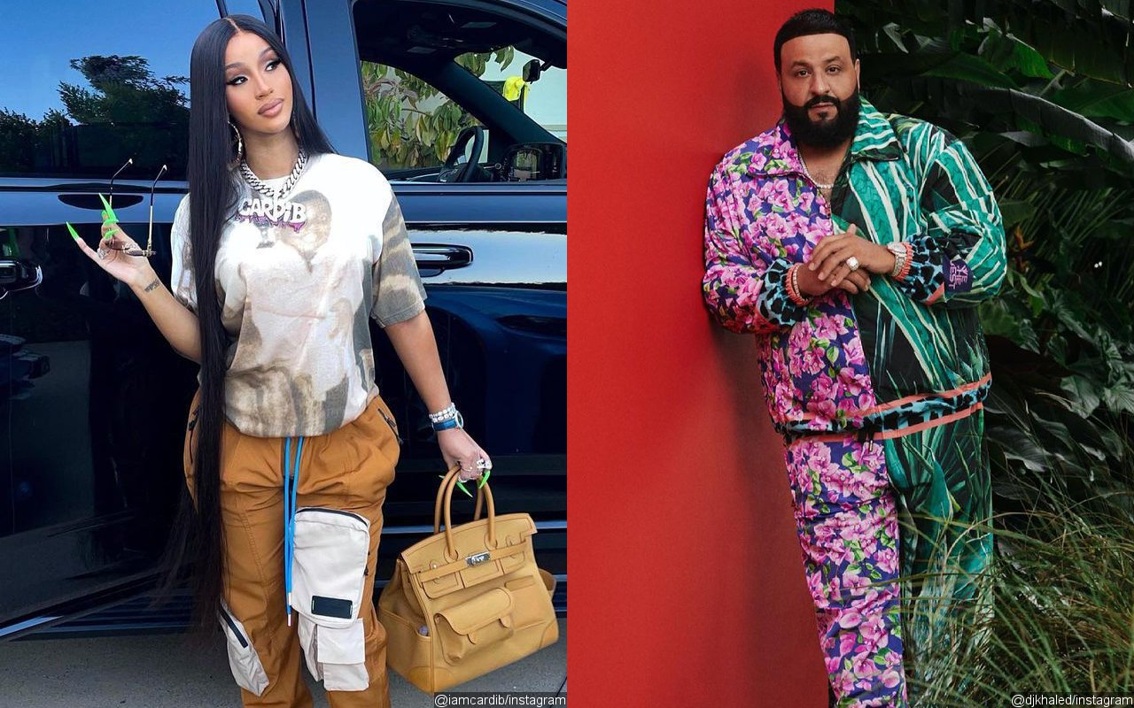 Cardi B Collaboration Slipped Into DJ Khaled's New Album Hours Before Release