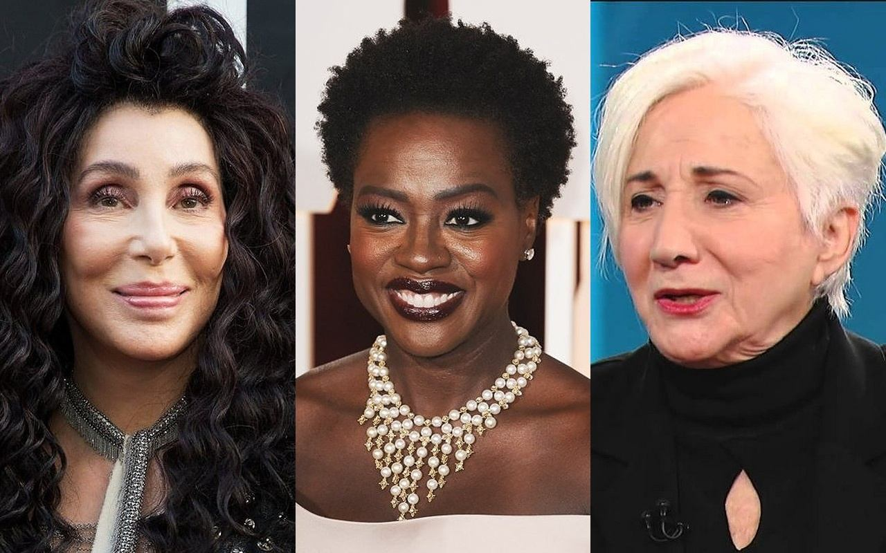 Cher and Viola Davis Pay Tribute to Late Co-Star Olympia Dukakis