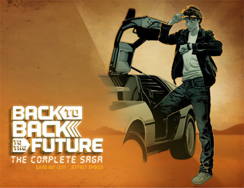 Back To Back To The Future Digital Comic Book Giveaway