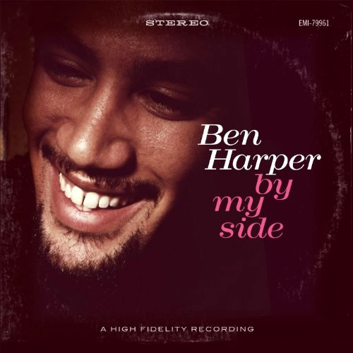 Ben Harper's By My Side CD Giveaway