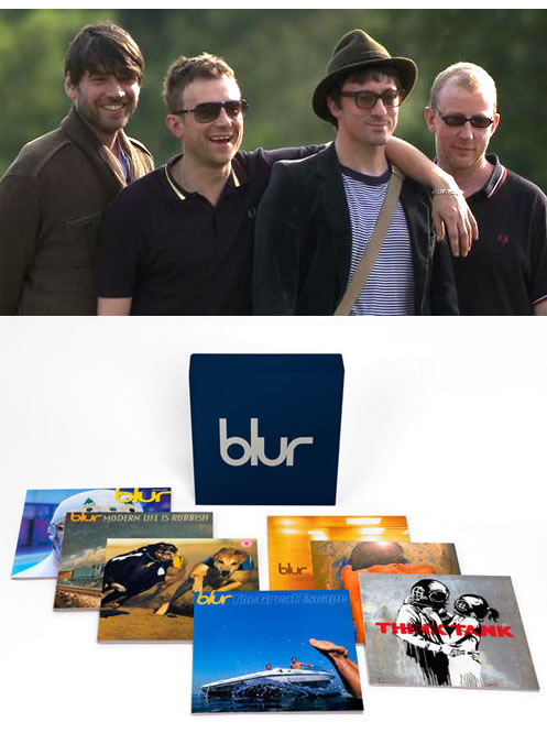 Blur Full Catalog Giveaway