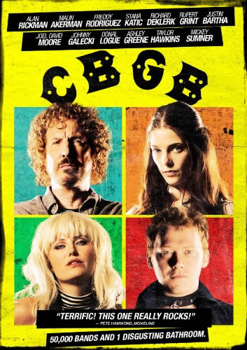 CBGB DVD and Signed Poster Giveaway