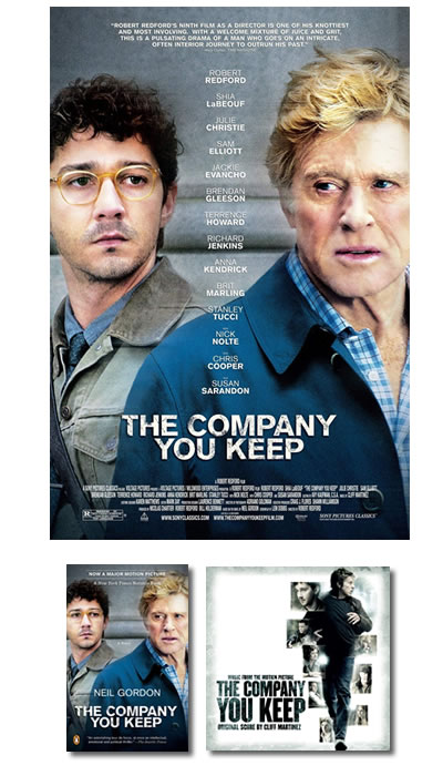 'The Company You Keep' Movie Giveaway