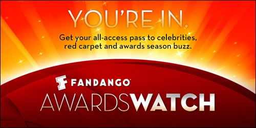 Fandango Awards Watch Giveaway