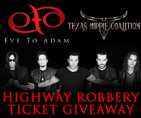Highway Robbery Ticket Giveaway