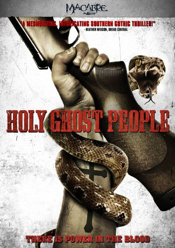 'Holy Ghost People' DVD Prize Pack Giveaway