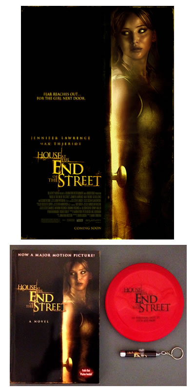 'House at The End of The Street' Prize Pack Giveaway