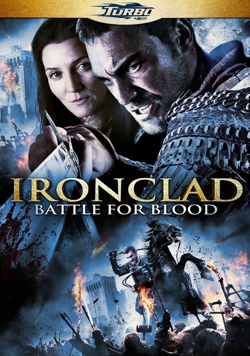 Ironclad: Battle of Blood DVD Giveaway